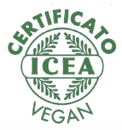 ICEA Certification - Vegan