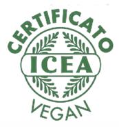 ICEA Certification - Vegan