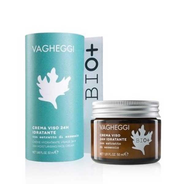 Vagheggi BIO+ 24H Moisturising Face Cream 50ml