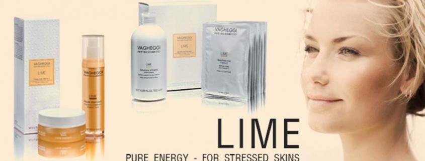 Vagheggi Lime Skincare