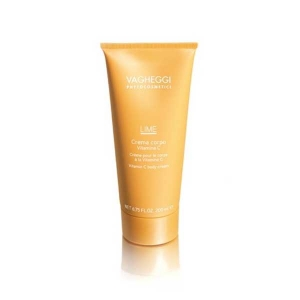 Vagheggi Lime Vitamin C Body Cream 200ml