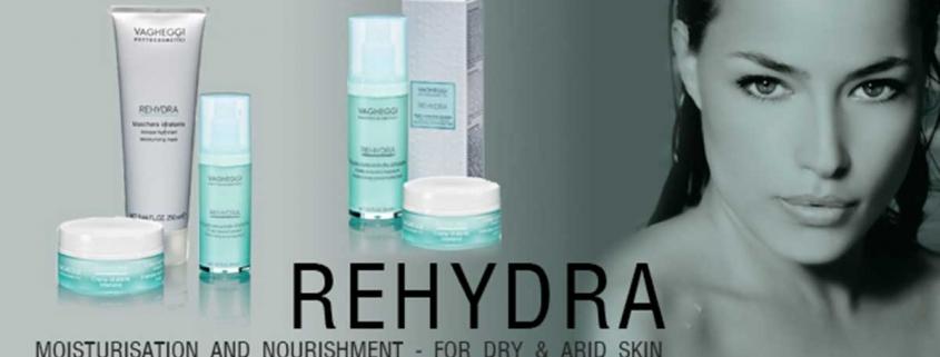 Rehydra Skincare Range